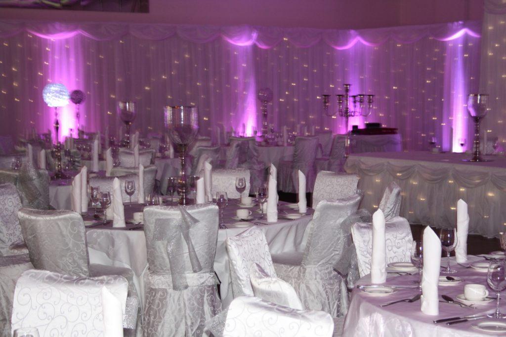 reception room decor